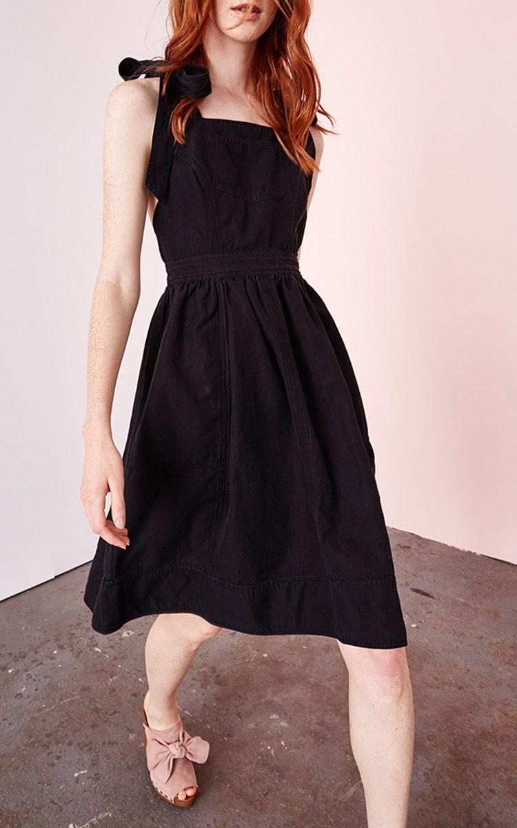 Madi Overall Dress By Ulla Johnson Moda Operandi