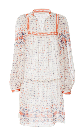 Medium ulla johnson multi reema mini dress