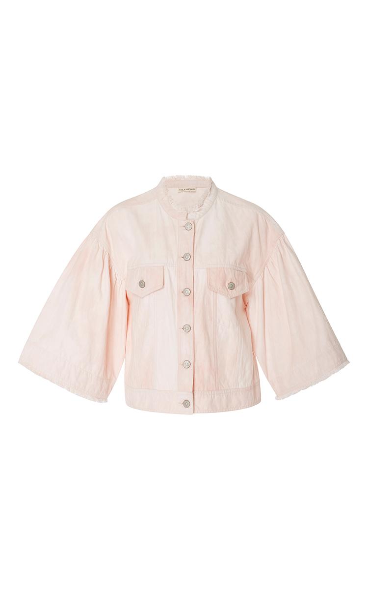 Kloe Cropped Jean Jacket