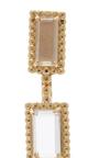 18 K Gold Destino Earring by CARLA AMORIM Now Available on Moda Operandi