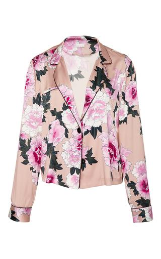Medium fleur du mal print pajama top