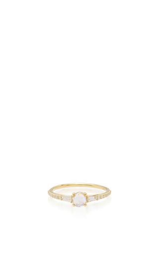 Medium ila collection gold parson ring