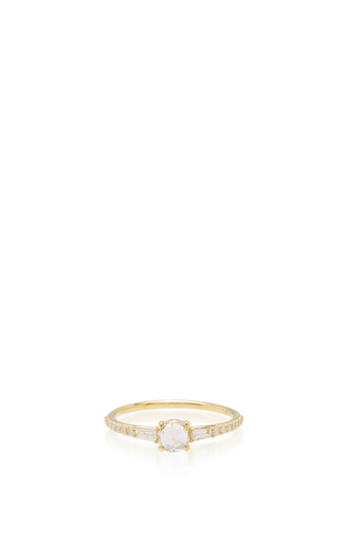 Medium ila collection gold parson ring