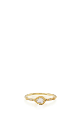 Medium ila collection gold davis ring