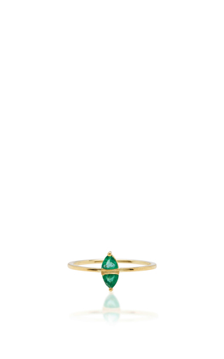 Medium ila collection gold nessa ring