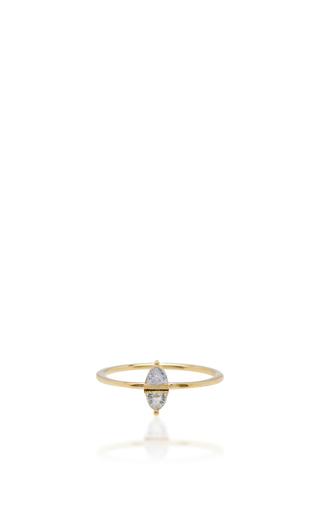 Medium ila collection gold nessa ring 2