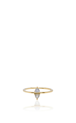 Medium ila collection gold nessa ring 2