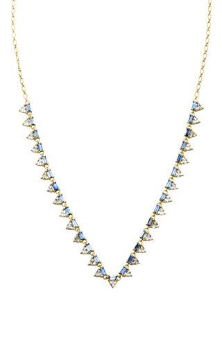 Medium ila collection gold nayra necklace