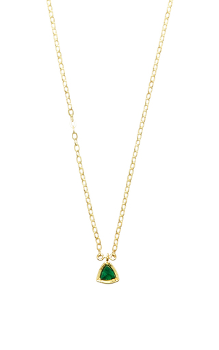Medium ila collection gold farrel necklace