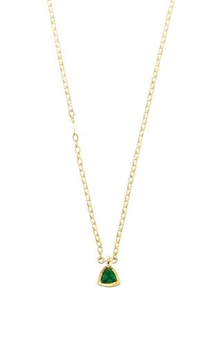 Medium ila collection gold farrel necklace