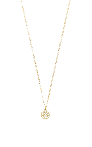 Medium ila collection gold zerrah locket