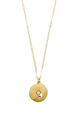 Medium ila collection gold rele locket