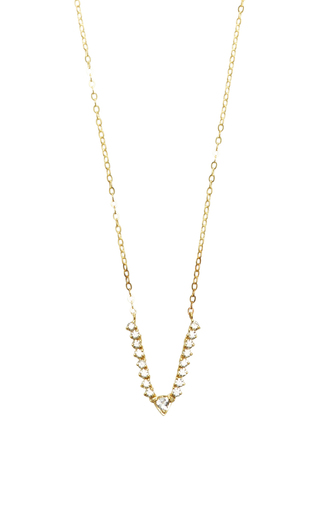Medium ila collection gold faris necklace