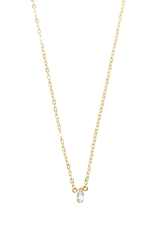 Medium ila collection gold ursula necklace