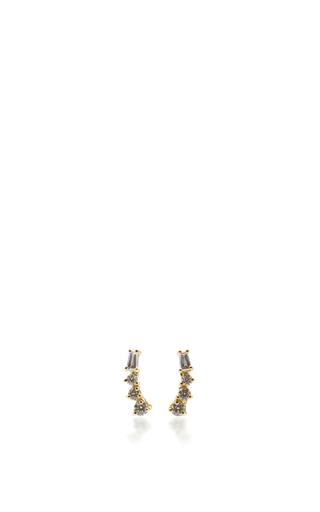 Medium ila collection gold lisette ear climber