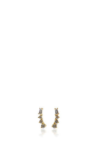 Medium ila collection gold lisette ear climber