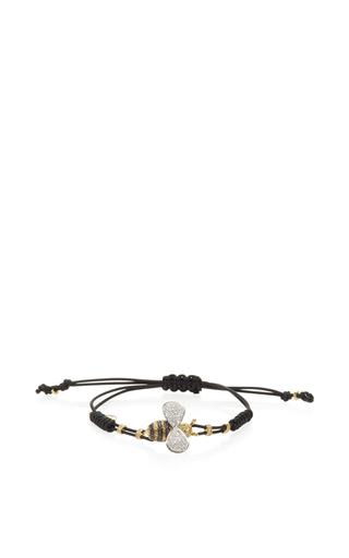 Sapphire Bumblebee Bracelet by PIPPO PEREZ Now Available on Moda Operandi
