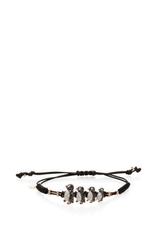 Penguin Family Bracelet by PIPPO PEREZ Now Available on Moda Operandi