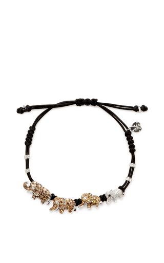 Elephant Family Bracelet by PIPPO PEREZ Now Available on Moda Operandi