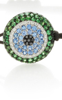 Large Evil Eye Bracelet by PIPPO PEREZ Now Available on Moda Operandi