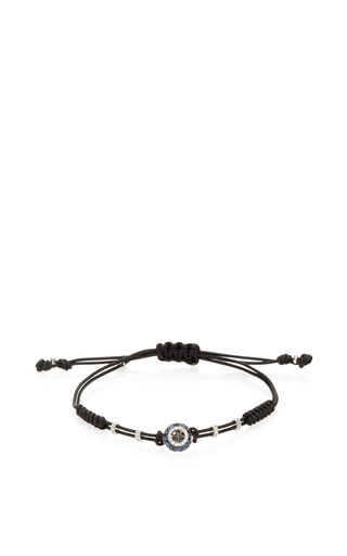 Medium pippo perez blue mini evil eye bracelet
