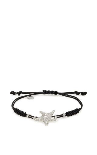 Diamond Starfish Bracelet  by PIPPO PEREZ Now Available on Moda Operandi