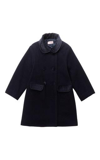 Medium la coqueta navy arrieta coat