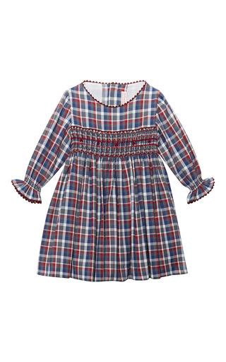 Medium la coqueta multi smocked dress