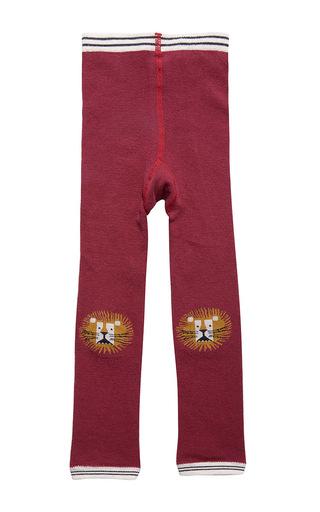 Medium hansel from basel red rawr knee pad legging