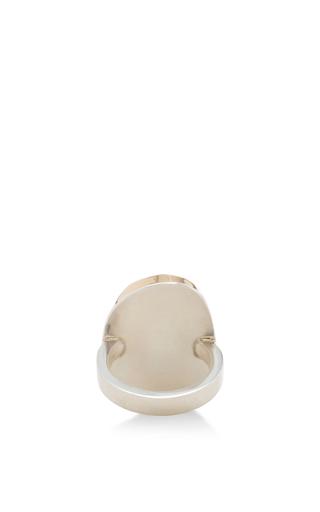 14 K Gold Pink Tourmaline Ring by JAMIE JOSEPH Now Available on Moda Operandi