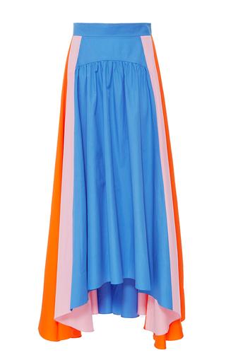 Medium peter pilotto multi cotton panel skirt