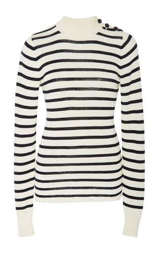 Medium nili lotan stripe brigitte striped sweater