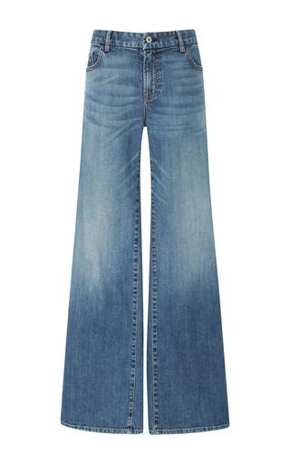 Medium nili lotan light wash ena wide leg jeans