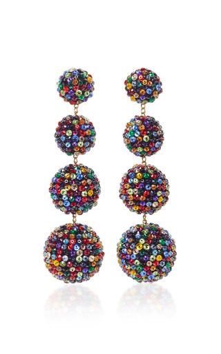 Medium rebecca de ravenel multi les bonbons earrings tutti