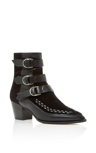 Dickey Ankle Boot by ISABEL MARANT Now Available on Moda Operandi