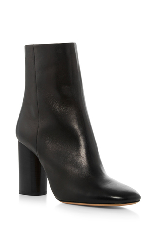 Medium isabel marant black garett ankle boot 2