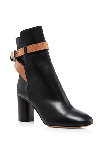 Medium isabel marant black reaves bootie