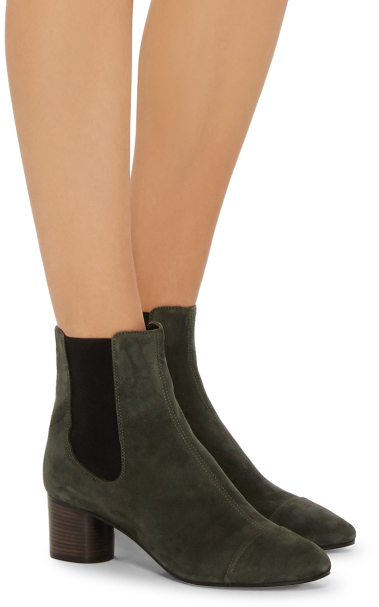 Danae Ankle Boot By Isabel Marant Moda Operandi