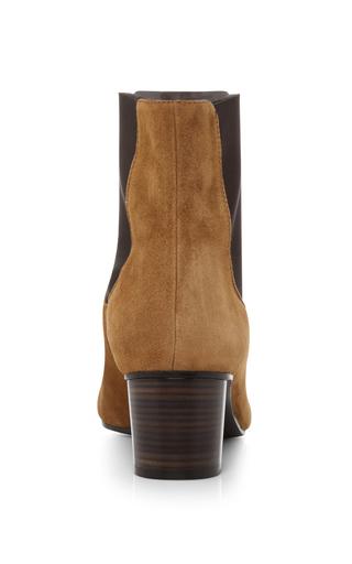 Danae Velvet Ankle Boot by ISABEL MARANT Now Available on Moda Operandi