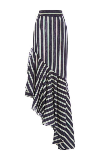 Medium johanna ortiz stripe m o exclusive aloi skirt