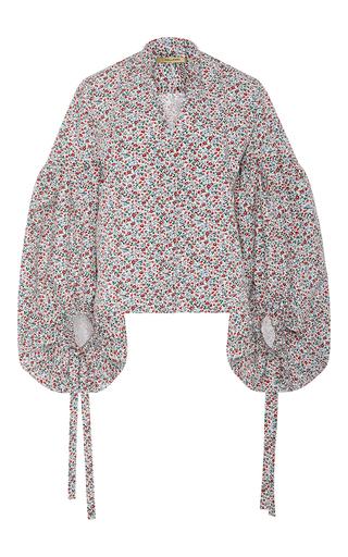 Medium hellessy floral floral leandro blouse
