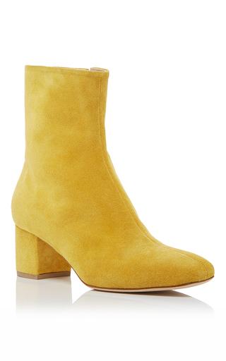 Medium brother vellies yellow kaya boot 2