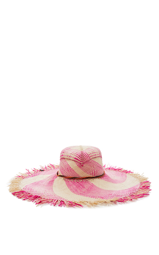Medium nannacay pink pink tululu hat
