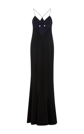 Medium galvan black cut out spaghetti dress