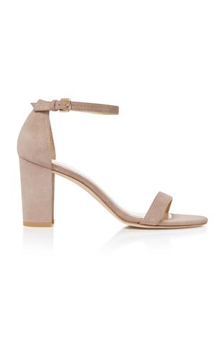 Medium stuart weitzman  2 nude nearlynude sandal