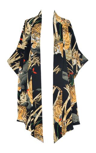 Medium lenny niemeyer black samurai runway kimono