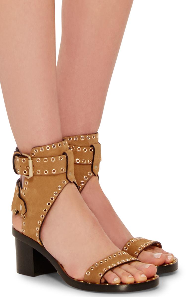 Jaeryn suede sandals Isabel Marant ukTIuDS