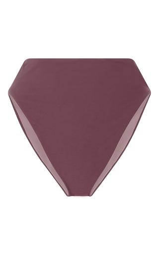 Medium alix purple alton high rise bikini bottom