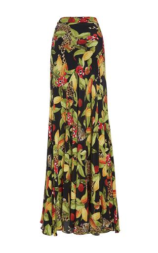 Medium isolda print alicia high waist maxi skirt