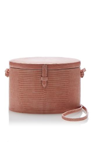Medium hunting season pink trunk shoulder bag